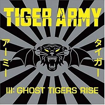 Tiger Army - Tiger Army 3-Ghost Tigers Rise [CD] USA import