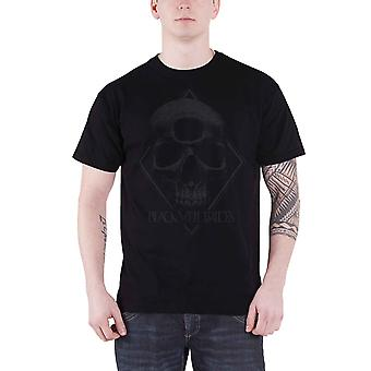 Black Veil Brides T Shirt 3rd Eye Skull band logo new Official Mens Black