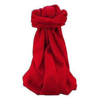 MENS Fine Cashmere huivi Scarlet mukaan Pashmina & silkki