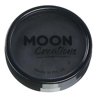 Kuu Creations-Pro Face & Body maali kakku ruukut-musta
