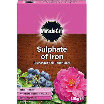 Miracle-Gro Sulphate Of Iron Ericaceous Soil Conditioner