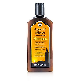 Agadir Argan Oil Daily Moisturizing Shampoo (for All Hair Types) - 355ml/12oz