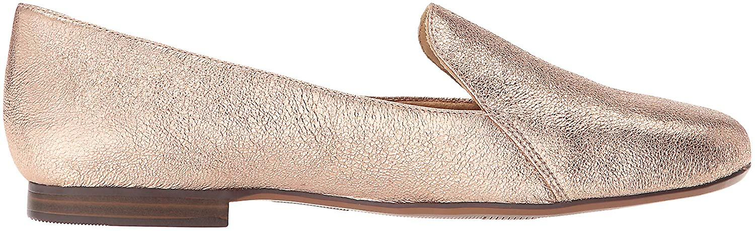 Naturalizer Women's Emiline Loafer Flat Rose Gold maip6