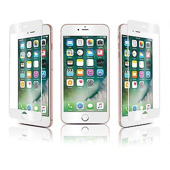 Film For IPhone 8 Plus/7 Plus Screen Protection Glass Soaked Contour White