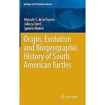 Origin Evolution and Biogeographic History of South America de Ignacio Maniel
