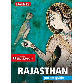 Berlitz Pocket Guide Rajasthan Travel Guide with Dictionary