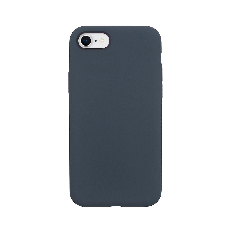iPhone 8   iPhone 7   iPhone 6 Case Liquid Silicone  - Blue