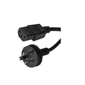 Startech 2M Power Supply Cord As Nzs 3112 To C13