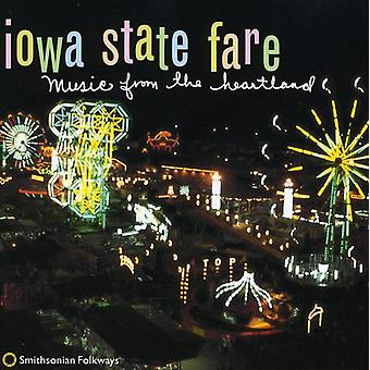 Iowa State Fare - muziek van the Heartland [CD] USA import