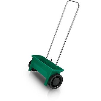 Kabalo 12 Ltr Plastic Garden Lawn Seed Salt Grit Spreader Fertiliser Outdoor Feed Grass