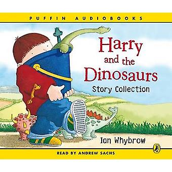 Harry and the Bucketful of Dinosaurs Sto by Ian Whybrow & Read by Andrew Sachs & Illustrated by Adrian Reynolds