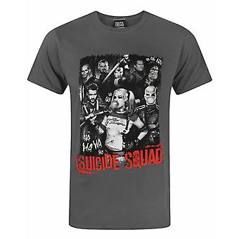 Suicide Squad Ha Ha Unisex T-Shirt