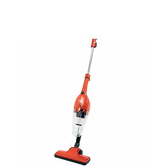 Quest Quest Vacuum Cleaner 2-en-1 Verticale et portable, HEPA Filter, Corded, Lightweight et Bagless Design - Rouge