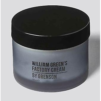William Green's Factory Cream By Grenson