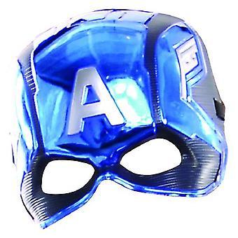 קפטן אמריקה הנוקמים להרכיב מסכה-הילד מארוול מסכות ילדים גיבורי העל