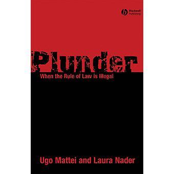 Plunder by Ugo MatteiLaura Nader