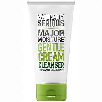 Naturally Serious Major Moisture Gentle Cream Cleanser 4oz / 119ml