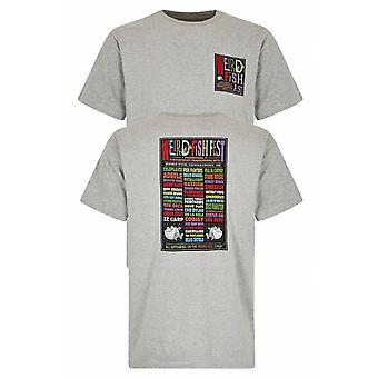 WEIRD FISH Weird Fish Festival Print T Shirt