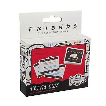Amici Curiosità Quiz Gioco - Test Amici Sitcom Knowledge Card Gioco Super Fan