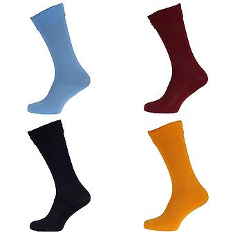 Apto Childrens/Kids Plain Football Socks
