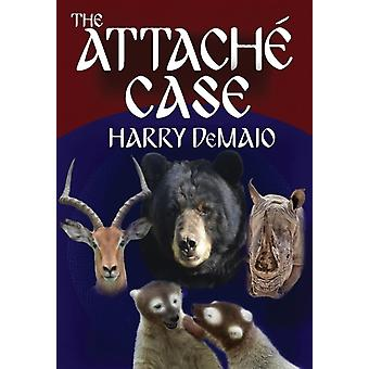 The Attach Case Octavius Bear Book 6 by DeMaio & Harry