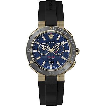 فيرساتشي - ساعة اليد - الرجال - كوارتز - التاريخ - V-Extreme VECN00119