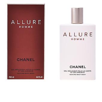 Chanel Allure Homme Gel Moussant 200 Ml för män