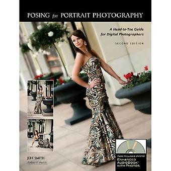 Poserer for portrettfotografering: En topp-til-tå-guide for digitale fotografer