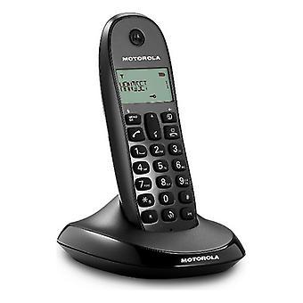 Landline Telephone Motorola C1001L DECT/Black