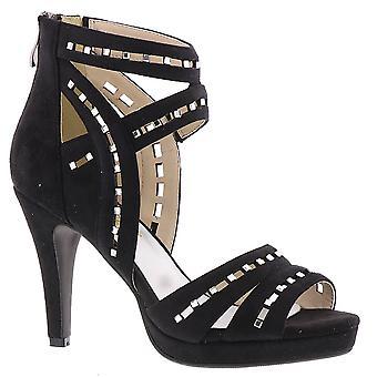 信标 妇女 图像 打开 脚趾 特殊 场合 脚踝 肩带凉鞋