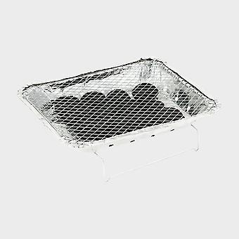 Ny Hi Gear Engangs Grill 450g Sølv