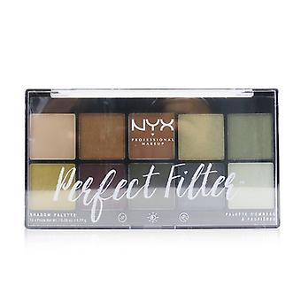NYX Perfect Filter Shadow Palette - # Olive You 10x1.77g/0.06oz