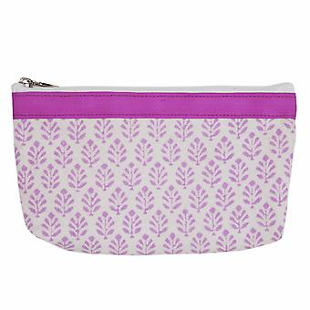 Reverie: Fabric Zipped Pouch: Small