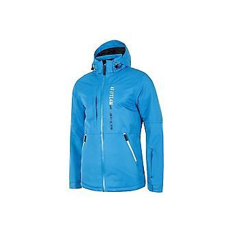 4F H4Z19 KUMN073 Niebieski H4Z19KUMN073NIEBIESKI universal winter men jackets