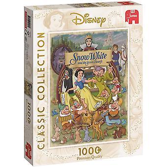 Jumbo Disney 1000 Pce Disney Sneeuwwitje Poster