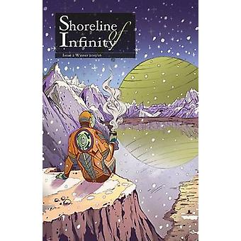 Shoreline of Infinity 2 Science Fiction Magazine by Chidwick & Noel