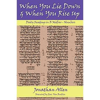 When You Lie Down and When You Rise Up  Numbers by Allen & Jonathan