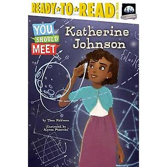 Katherine Johnson by Thea Feldman - 9781534403413 Book