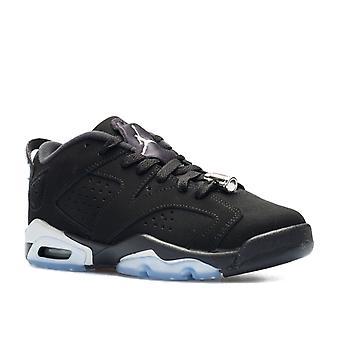 Air Jordan 6 Retro Low Bg (Gs) 'Chrome' - 768881-003 - Shoes