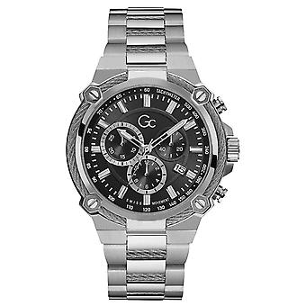Gc Guess Collection Y24003g2mf Gc Cable Force Men's Watch 44 Mm