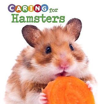 Caring for Hamsters par Tammy Gagne - 9781474760898 Livre