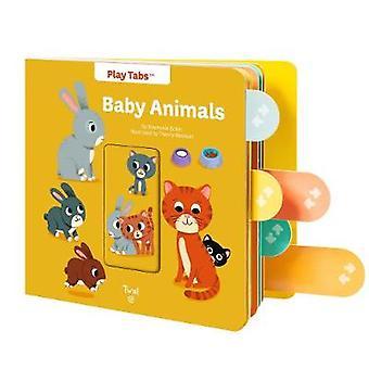 Baby Animals by Stephanie Babin - 9782408007935 Book
