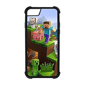Minecraft iPhone SE 2020 Shell