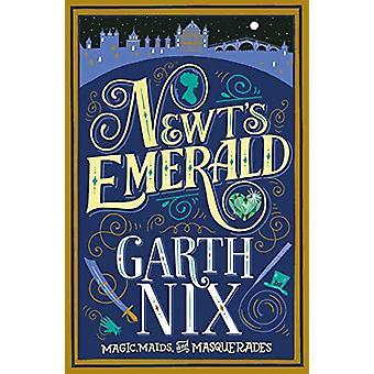 Newt's Emerald van Garth Nix - 9781471407925 Boek