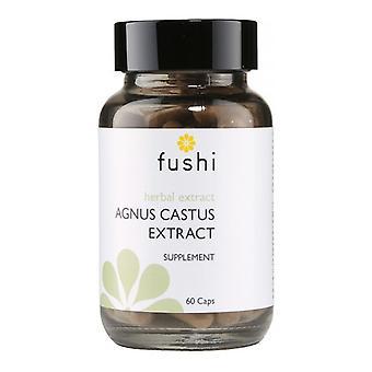 Fushi Wellbeing Chaste Tree (Agnus Castus) Extract Veg Caps 60 (F0021266)