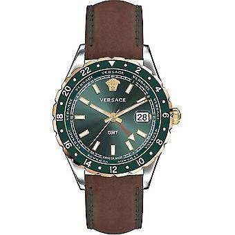 Reloj para hombre Versace V11090017 Hellenyium GMT