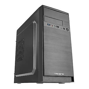 ATX Micro Box mit Power Feed Tacens AC4500 500W Schwarz