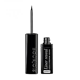 Bourjois Liner Reveal Liquid Eyeliner - Shiny Black