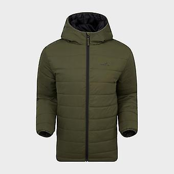 New Freedom Trail Men's Blisco Insulated Jacket Natural