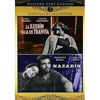 La Ilusion Viaja En Tranvia/Nazarin [DVD] EUA importar